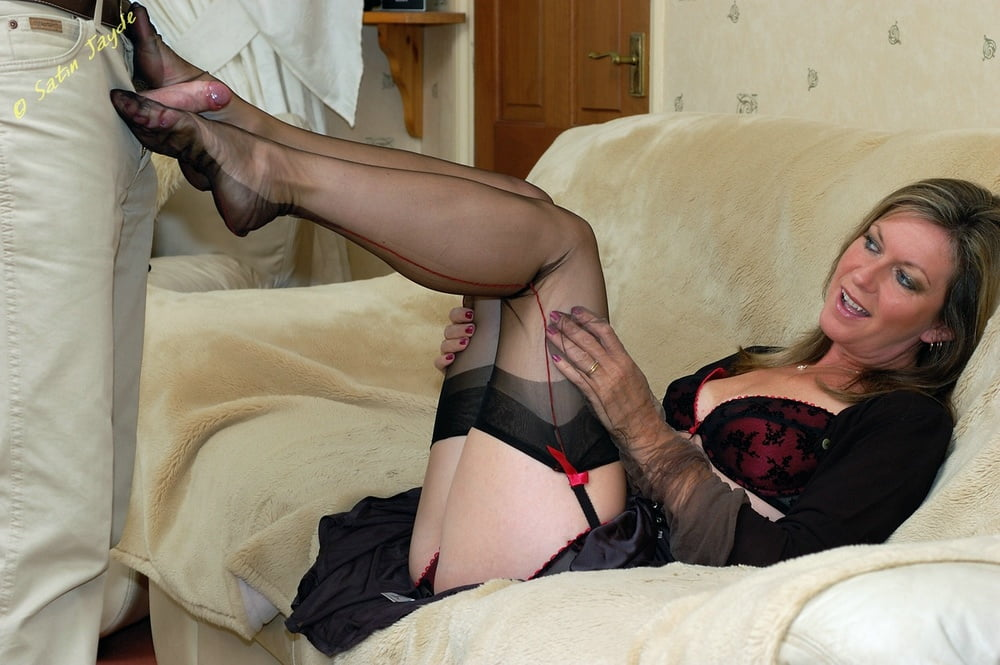 Shawn recommends Skirt caaught in pantyhose