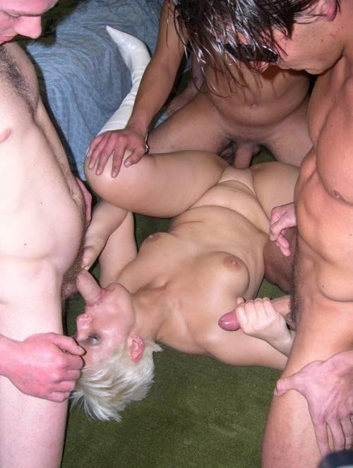 Marin recommend First hardcore threesome for two young gitls