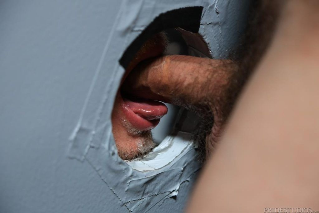 Kesselring recommend Hacked password for gloryholes