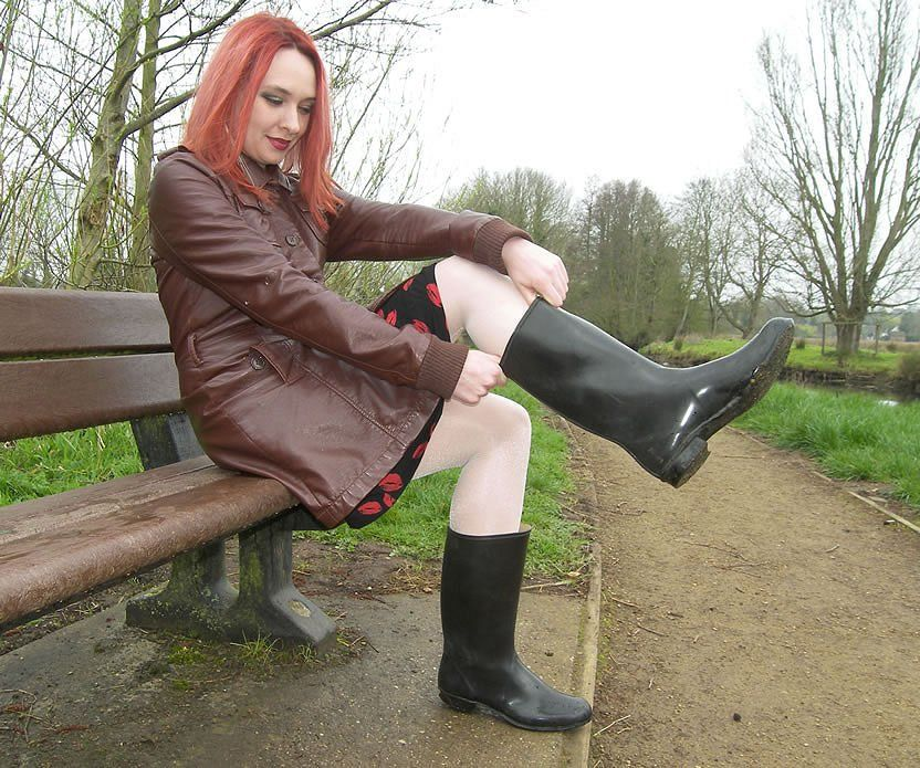 Tridle recommend Shaved nylon legs