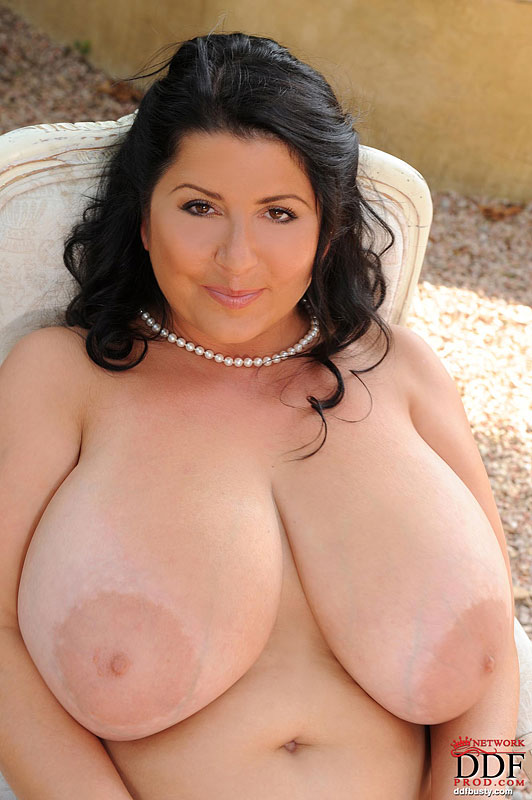 Markita recommends Fat busty brunettes
